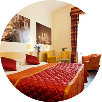 Deluxe Rooms Roma